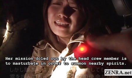 추가적인 장면의깊숙이 스트림을 비디오와 가진 성숙한 여성 통합 복사